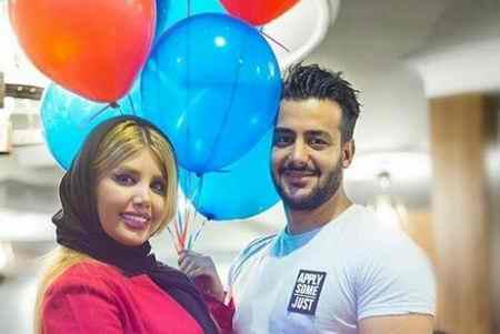 بیوگرافی نگین عابدزاده اینستاگرام و همسرش احمدرضا خادمیان (1)