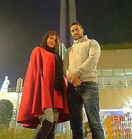 بیوگرافی نگین عابدزاده اینستاگرام و همسرش احمدرضا خادمیان (2)