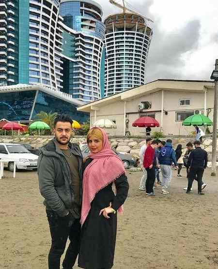 بیوگرافی نگین عابدزاده اینستاگرام و همسرش احمدرضا خادمیان (4)