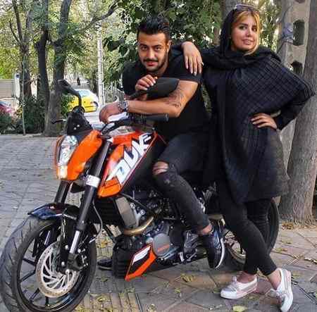 بیوگرافی نگین عابدزاده اینستاگرام و همسرش احمدرضا خادمیان (8)