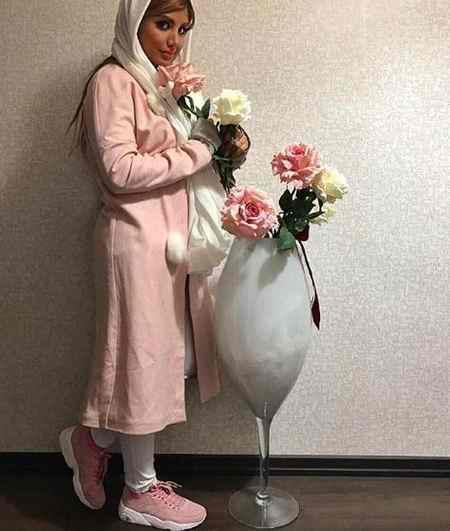 بیوگرافی نگین عابدزاده اینستاگرام و همسرش احمدرضا خادمیان (9)