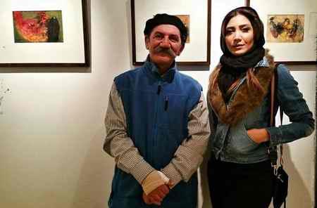 بیوگرافی نیکی مظفری بازیگر و همسرش (1)