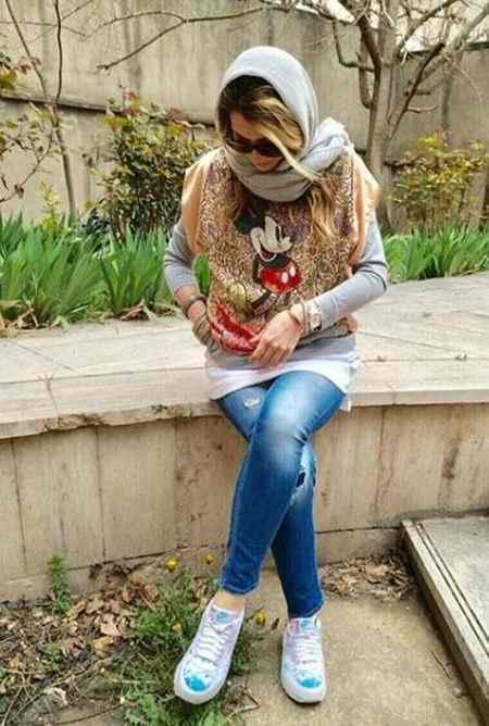 بیوگرافی نیکی مظفری بازیگر و همسرش (12)