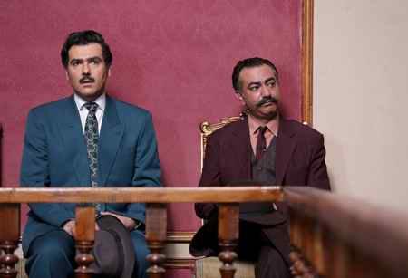داستان و بازیگران سریال آشوب در شبکه خانگی (12)