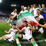 زمان پخش بازی ایران و اسپانیا در جام جهانی 2018