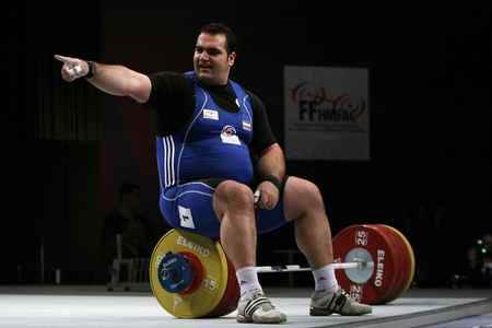 ساعت شروع وزنه برداری فوق سنگین جهانی آمریکا 2017