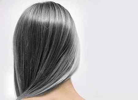 سفید شدن مو در جوانی چرا اتفاق می افتد