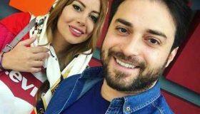 عکس بابک جهانبخش و همسر دومش در اینستاگرام (1)