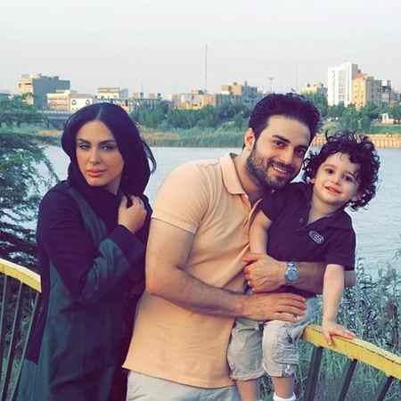 عکس بابک جهانبخش و همسر دومش در اینستاگرام (2)
