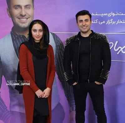 عکس های ترلان پروانه در کنسرت علیرضا طلیسچی (3)