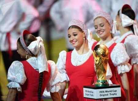 عکس های سانسور شده مراسم قرعه کشی جام جهانی 2018 4 عکس های سانسور شده مراسم قرعه کشی جام جهانی 2018