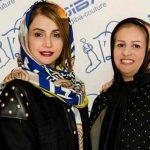 عکس های شبنم قلی خانی در مزون لباس دیبا
