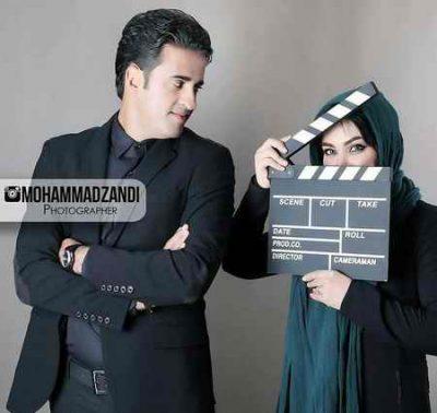 عکس های فقیهه سلطانی و همسرش در مجله ورزش و تصویر (5)