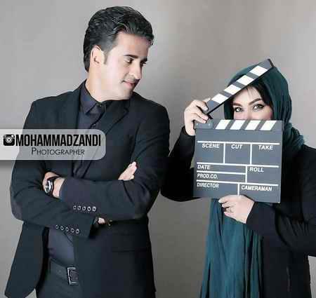 عکس های فقیهه سلطانی و همسرش در مجله ورزش و تصویر 5 عکس های فقیهه سلطانی و همسرش در مجله ورزش و تصویر