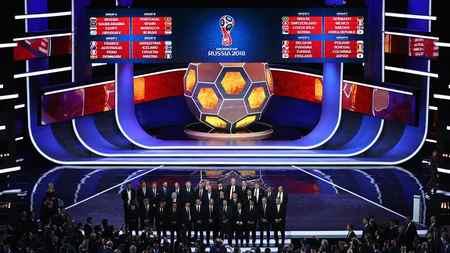 عکس های مراسم قرعه کشی جام جهانی 2018 12 عکس های مراسم قرعه کشی جام جهانی 2018