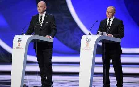 عکس های مراسم قرعه کشی جام جهانی 2018 (2)