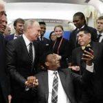 عکس های مراسم قرعه کشی جام جهانی 2018