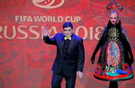 عکس های مراسم قرعه کشی جام جهانی 2018 (7)