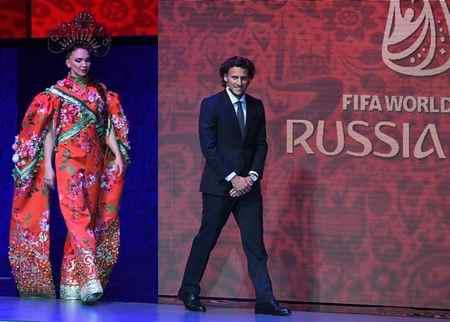 عکس های مراسم قرعه کشی جام جهانی 2018 9 عکس های مراسم قرعه کشی جام جهانی 2018