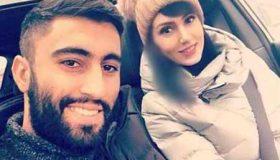 عکس کاوه رضایی و همسرش فرنوش شیخی در بلژیک