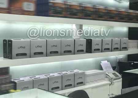 قیمت رسیور شبکه جمGem TV به ناملاینز مدیا Lions Media