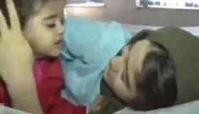 ماجرای هانیه فداکار دختر 13 ساله زلزله زده کرمانشاهی