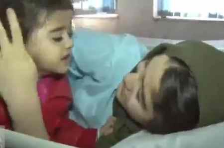 ماجرای هانیه فداکار دختر 13 ساله زلزله زده کرمانشاهی ماجرای هانیه فداکار دختر 13 ساله زلزله زده کرمانشاهی