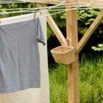 پاک کردن رنگ دادن یک لباس به لباس دیگر