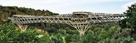 پل طبیعت کجاست به همراه آدرس و جزئیات کامل 10 پل طبیعت کجاست به همراه آدرس و جزئیات کامل
