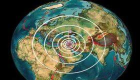چرا زلزله شب اتفاق می افتاد با ذکر دلیل علمی (2)