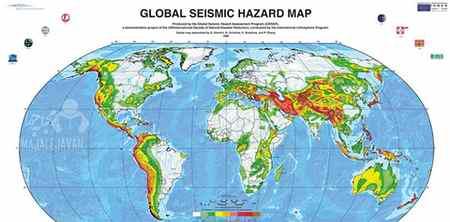 چرا زلزله شب اتفاق می افتاد با ذکر دلیل علمی (3)