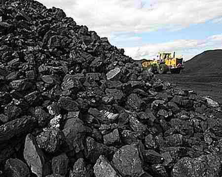زغال سنگ چگونه بوجود می آید (1)