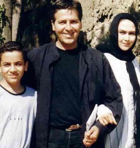 علت طلاق ابوالفضل پورعرب از آنا نعمتی
