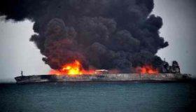 علت غرق شدن کشتی سانچی چه بود
