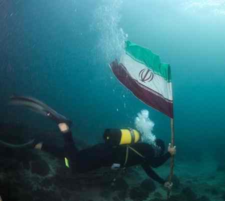 عکس پرچم ایران برای پروفایل (5)