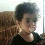 مرگ سارینا کودک زلزله زده کرمانشاه به خاطر سرما