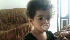 مرگ سارینا کودک زلزله زده کرمانشاه به خاطر سرما (1)
