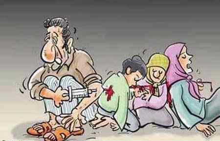 نقاشی درباره آسیب های اجتماعی با موضوعات مختلف (3)