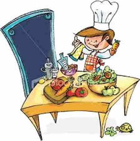 نقاشی درباره تغذیه سالم با ایده های جدید (3)