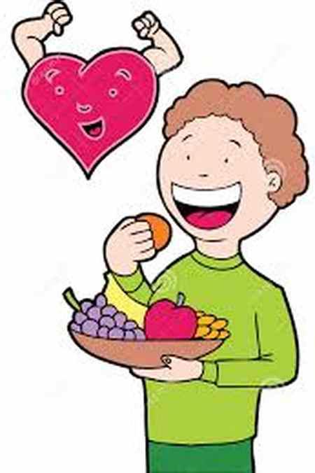 نقاشی درباره تغذیه سالم با ایده های جدید (4)