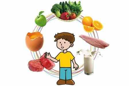 نقاشی درباره تغذیه سالم با ایده های جدید (9)