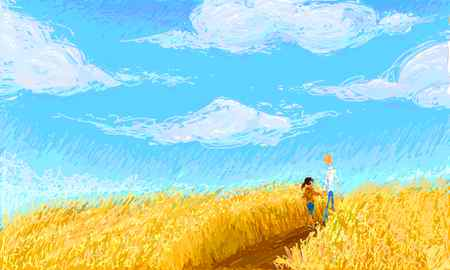 نقاشی درباره هوای پاک 2 نقاشی درباره هوای پاک