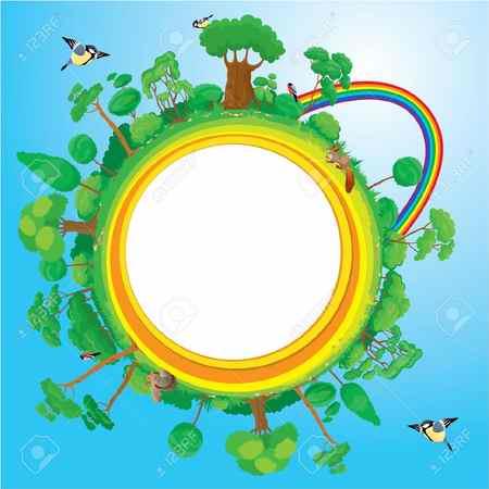 نقاشی درباره هوای پاک 4 نقاشی درباره هوای پاک