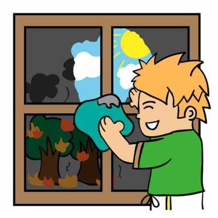 نقاشی درباره هوای پاک 9 نقاشی درباره هوای پاک