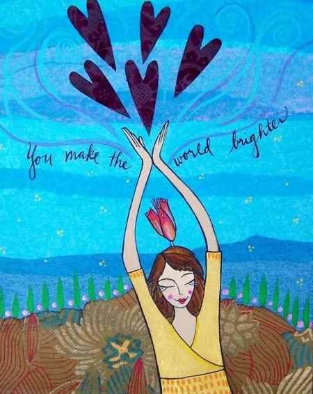 نقاشی درمورد حسن ظن با طرح های مختلف 4 نقاشی درمورد حسن ظن با طرح های مختلف