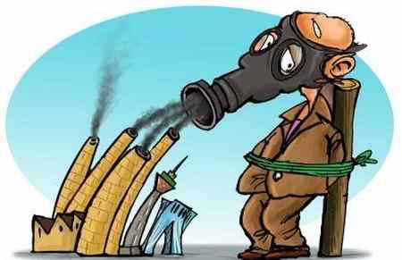 نقاشی در مورد آلودگی هوا (10)