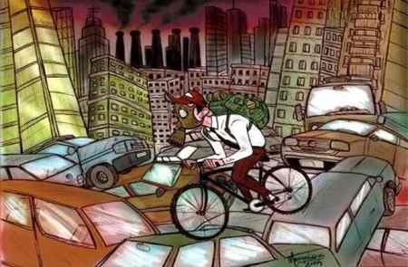 نقاشی در مورد آلودگی هوا 11 نقاشی در مورد آلودگی هوا