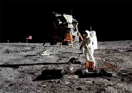 چرا ناسا به ماه برنگشت 2 چرا ناسا به ماه برنگشت