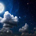 انشا در مورد آسمان شب نگارش ساده