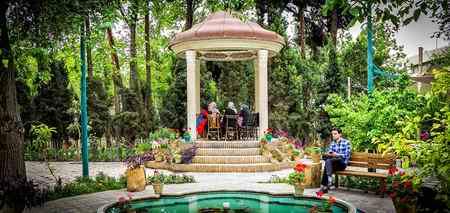 باغ نگارستان کجاست 1 باغ نگارستان کجاست